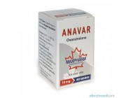 Anavar (Oxandrolone) MaxPharm