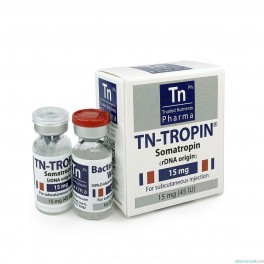 TN-Tropin 45 IU (15mg) TN Pharma