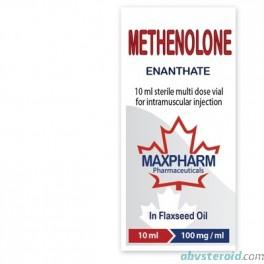 Methenolone enanthate (100mg/ml) MaxPharm