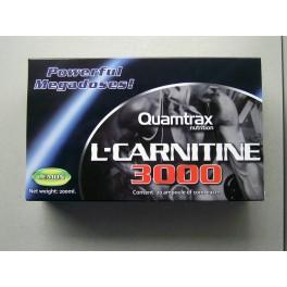 Л-Kaрнитин (L-Carnitine) Quamtrax 20 ампули