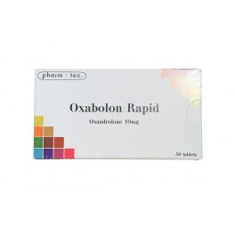Oxabolon Rapid (50х10mg) Pharm-tec.