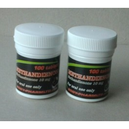 Methandienone (100х10mg) BodyPharm