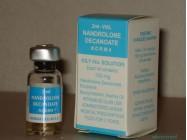 Nandrolone decanoate (Deca Durabolin)