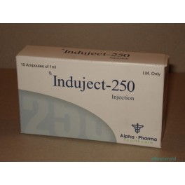 Induject 250 (Sustanon) Alpha Pharma 10x250mg