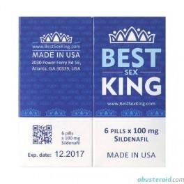 Best Sex King  (USA) 6x100mg