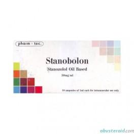Stanobolon oil based (10х50mg) Pharm-tec