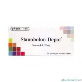 Stanobolon depot 30х20mg (Pharm-tec) Стромба депо
