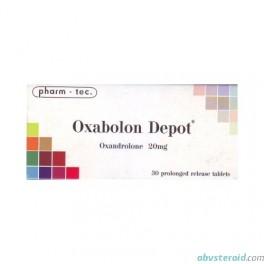 Oxabolon depot (Анавар с удължено действие) 30x20mg