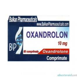 Anavar (Oxandrolon)  60x10mg