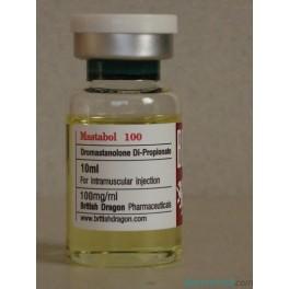 Mastabol 100 (Drostanolone propionate) British Dragon