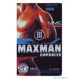 Maxman III (10 капсули) Максмен 3
