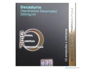Decadurin (Nandrolone decanoate) 10x200mg GEP