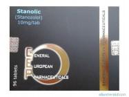 Stanolic (Stanozolol) 96x10mg GEP