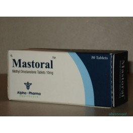 Mastoral (Masteron) Alpha Pharma