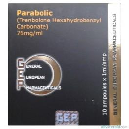 Parabolic (Trenbolone Hexa 10x76mg) GEP