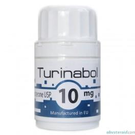 Turinabol (100x10mg) Estopharma