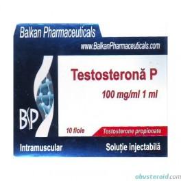 Testosterone propionate (10x100mg) BalkanPharmaceuticals