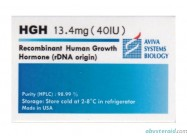 AVIVA HGH 40IU (13,4mg) Хормон на растежа