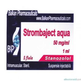 Strombaject aqua (Винстрол 5x50mg) BalkanPharma
