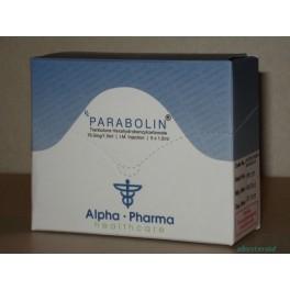 Parabolin (5х76,5mg) Alpha Pharma