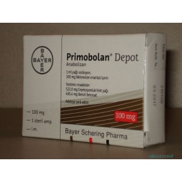 Primobolan Depot (Methenolone enanthate) Bayer Schering