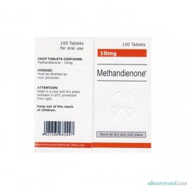 Methandienone (100x10mg) Biotech Labs
