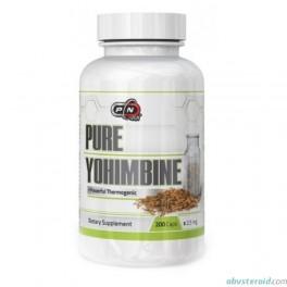 Yohimbin (200x2,5mg) Pure Nutrition