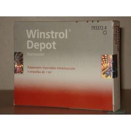 Winstrol Depot (Stanozolol) 3x50mg Desma
