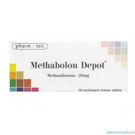 Methabolon Depot (Метан с удължено освобождаване) 30x20mg Pharm-tec.