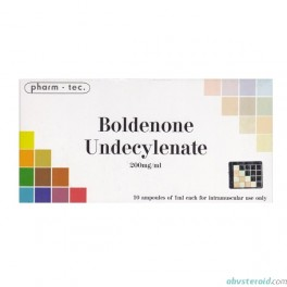 Boldenone 200 (Equipoise) Pharm-tec