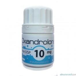 Anavar (Oxandrolone) Estopharma 100х10mg