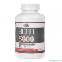 BCAA 5000 (150 tabs)  Pure Nutrition