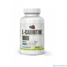 L-CARNITINE (60x1000mg) Pure Nutrition
