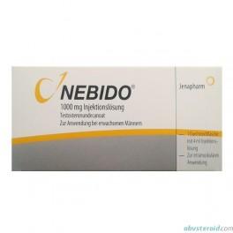 Nebido 1000mg/4ml (Testosterone undecanoate) Bayer Pharma AG