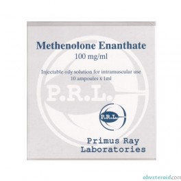Primobolan (Methenolone enanthate) Primus Ray