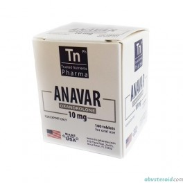 Anavar (100x10mg) TN Pharma
