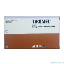 T3-Tiromel (AbdiIbrahim) 25mg