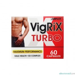 Vigrix Turbo (60 caps) Complete Pharma