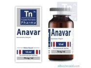 Anavar (Oxandrolone) 70mg/ml TN Pharma