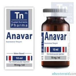 Anavar (Oxandrolone) 70mg/ml TN Pharma