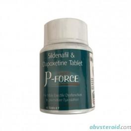 Super P Force (Sildenafil & Dapoxetine) 12x160mg