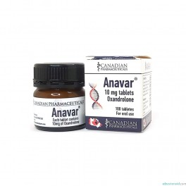 Anavar (Oxandrolone 100x10mg) Canadian Pharmaceuticals