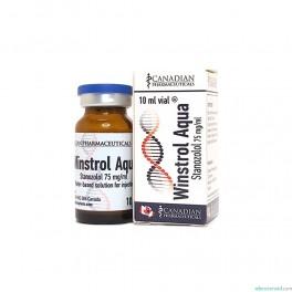 Winstrol aqua (75mg/ml) Canadian Pharmaceuticals