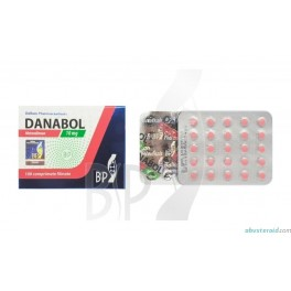 Danabol (Methandienone) 100x10mg